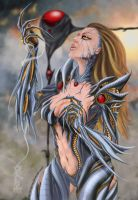 WitchBlade 02 by ImagineG