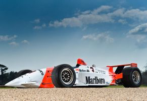 Penske Indy Car by adamduckworth