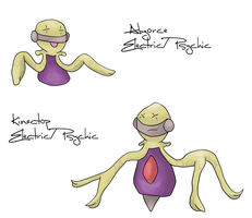 Sourcing Fakemon by SanfroEldolph