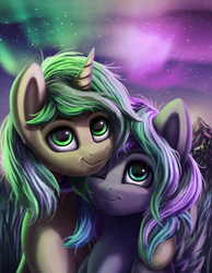 Southern Lights (Animated) by SyntaXartz