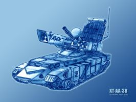 XT-AA-38 by TheXHS