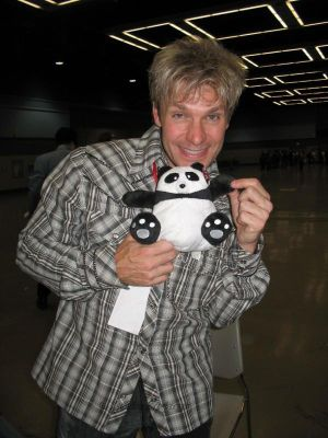 Vic Mignogna by Yuffie1972