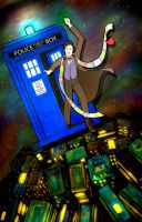 Doctor Who by MandyRuss