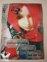 you're everything that i want by evphaedrielle