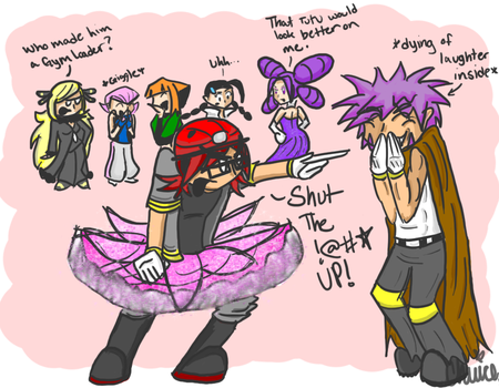 Tutus are Manly by Chuice
