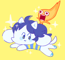 tEMMIE and HEATS FLAMESMAN by star-firework