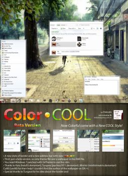 Color.COOL for windows 7 by dvkndn