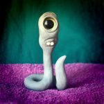 Carl the Worm by MaComiX
