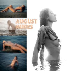 August Nudes by tajfu