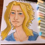 toshinori by VialofFire