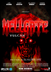 2011 FP HALLOWEEN - Attraction Poster Mock Up 04 by VR-Robotica
