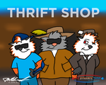 Thrift Shop by JWthaMajestic