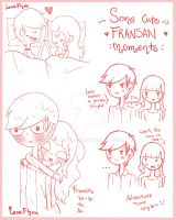 ~Some cute FRANSAN moments~ by LanaFlynn