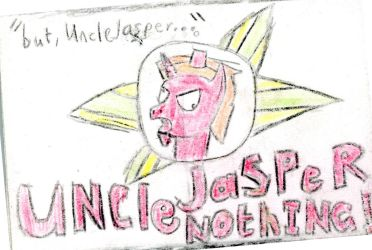 Uncle Jasper Nothing by MLP-HeadStrong