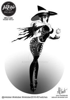 Wicked Witch by ADSouto