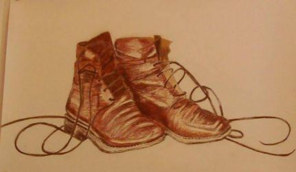 Shoes (Still life) by Marites73
