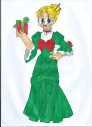 Victorian Holiday by animequeen20012003