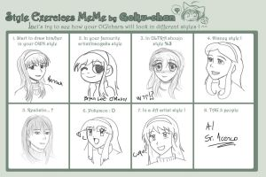 Style Exercices Meme by Markelo