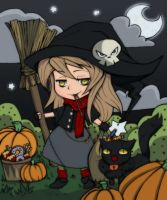 2014 Halloween by Suiish (COLORS) by carol-colors
