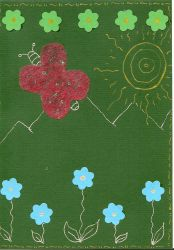 Butterfly card by SweetMe