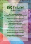 BBQ Invitation by leylalevis