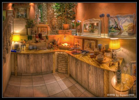HDR breakfastroom by Squadz2000