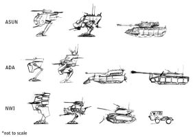 Vehicle thumbnails by Pyrosity