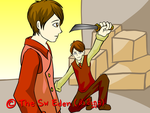 Ryan Ross and Eby Zi:Kill by sw-eden