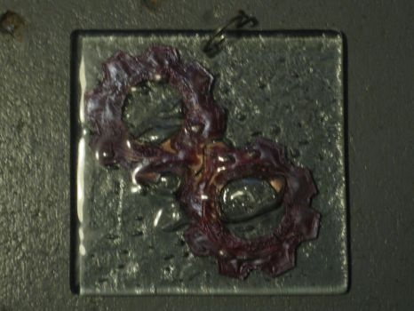 Gears of war pendent by FloppyTy