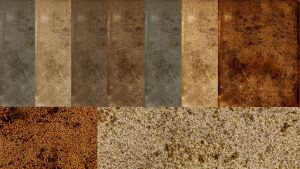 textures pack rust-stone by clarisaponcedeleon