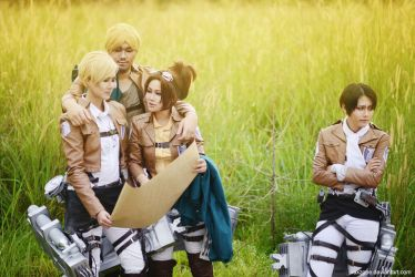 Attack on Titan - Expedition by vaxzone