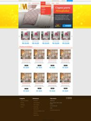 JMExclusiva - E-commerce Layout by Danielsnows