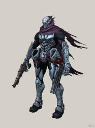 Darksiders 3 - Strife for XPS by Fuzzy-Moose