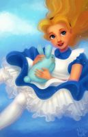 Alice in Wonderland by MelodyMoore
