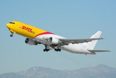 DHL Boeing 767-383/ER N220CY by concaholic