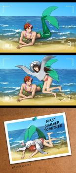 707 and MC First summer together by MeryChess