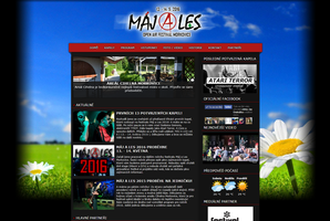 Maj a Les webdesign by crepish