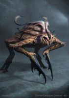 Con'Laih - creature concept by Cloister