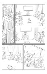 The One Percent page 4 by Supajoe