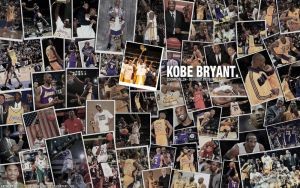 The Kobe Bryant Wall by lisong24kobe