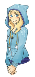 Crystal Maiden Hoodie by CicatrizESP