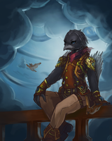 [Commission] Chilling by Zeitzbach