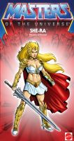 She Ra - Princess of Power 2012 by RubusTheBarbarian