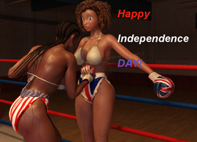 Happy Indepndence Day 2018 by deadpoolthesecond