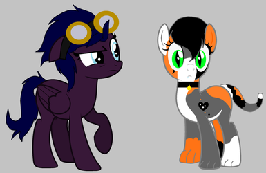 Mystery adopts for Kawaiiwolflady by Serveris7