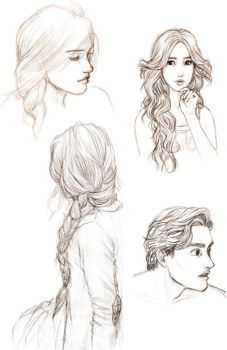 2014sketches by landipan