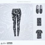 Acid Zebra! (leggings) @threadless by mrsbadbugs