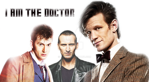 I Am The Doctor by tjevo9