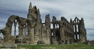Whitby Abbey IV by Gatesigirl
