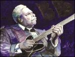 B.B. King by Atlasrising